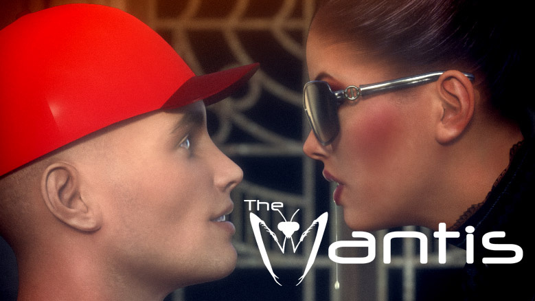The Mantis / Богомол (Citor3) [2018 г., 3DCG, Animation, Anal Play, BDSM, Femdom, Latex, Slave, Oral, Titjob, Vaginal, WEB-DL, 1080p]