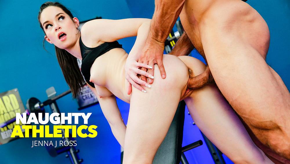 [NaughtyAthletics.com / NaughtyAmerica.com] 2020-05-28 Jenna J Ross Fucks Her Personal Trainer [Ass Licking, Ass Smacking, Big Dick, Blow Job, Brunette, Bubble Butt, Cum On Pussy, Hand Job, Innie Pussy, Masturbation, Shaved, Small Natural Tits, Straight]