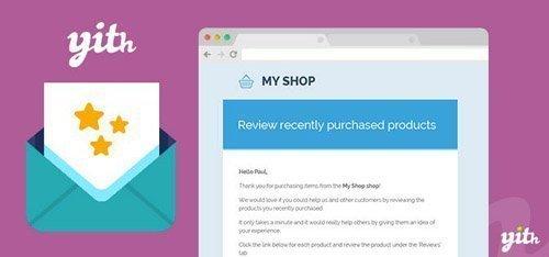 YiThemes - YITH WooCommerce Review Reminder v1.6.7
