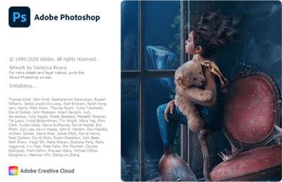 Adobe Photoshop 2020 v21.2.3.308 (x64) Multilingual (Portable)