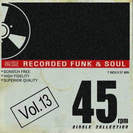 Tramp 45 RPM Single Collection Vol 13 (2020)