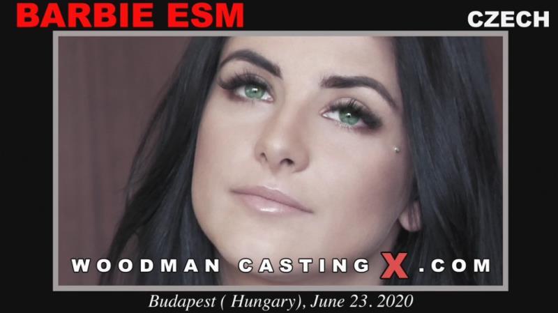 Barbie Esm - Casting X 225 (Casting) WoodmanCastingX.com-Год производства: 2020 г. [SD] ()