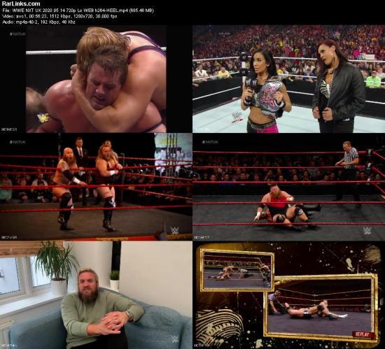 WWE NXT UK 2020 05 14 720p Lo WEB h264 HEEL