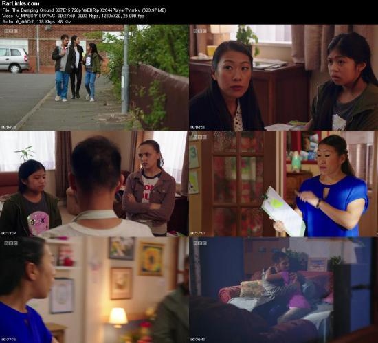 The Dumping Ground S07E15 720p WEBRip X264 iPlayerTV