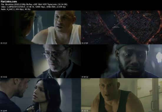 Bloodshot (2020) (2160p BluRay x265 HEVC 10bit HDR AAC 7 1 Tigole)