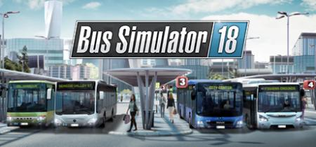 Bus Simulator 18 [Update 14 + DLCs] (2018) SpaceX
