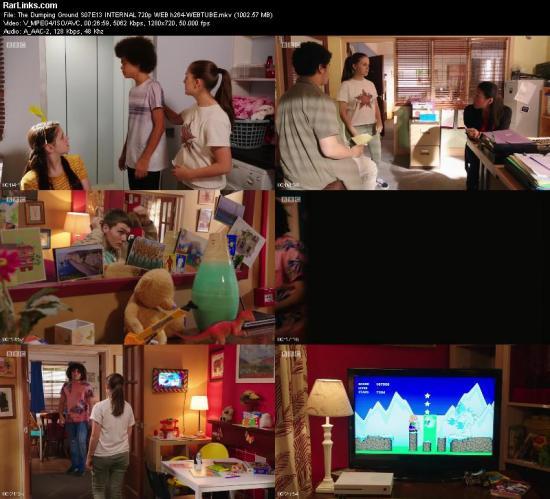The Dumping Ground S07E13 INTERNAL 720p WEB h264 WEBTUBE
