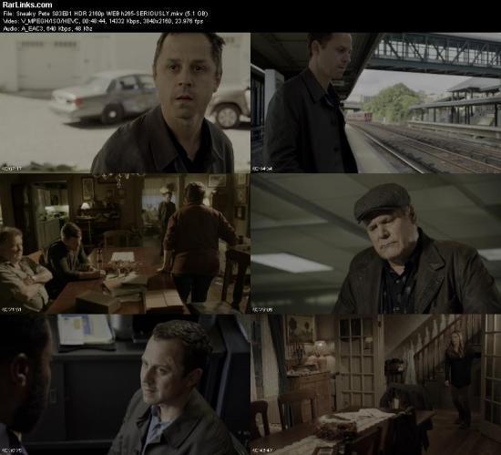 Sneaky Pete S03E01 HDR 2160p WEB h265 SERIOUSLY