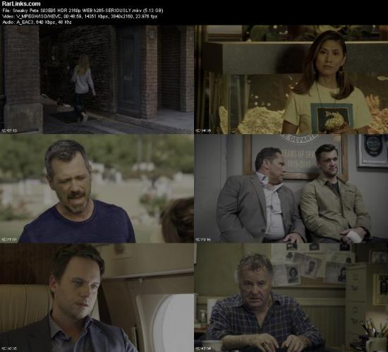 Sneaky Pete S03E05 HDR 2160p WEB h265 SERIOUSLY