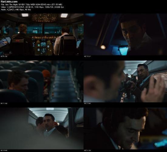 Into The Night S01E01 720p WEB H264 EDHD