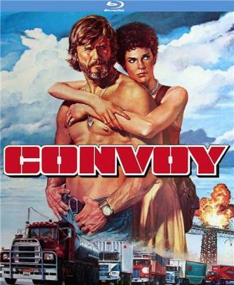 Конвой / Автоколонна / Караван / Convoy (1978) BDRip 720p