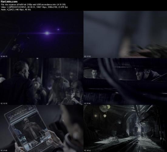 The Expanse S01E09 HDR 2160p WEB h265 ASCENDANCE