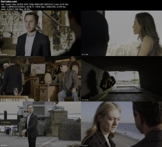 Sneaky Pete S03E10 HDR 2160p WEB h265 SERIOUSLY
