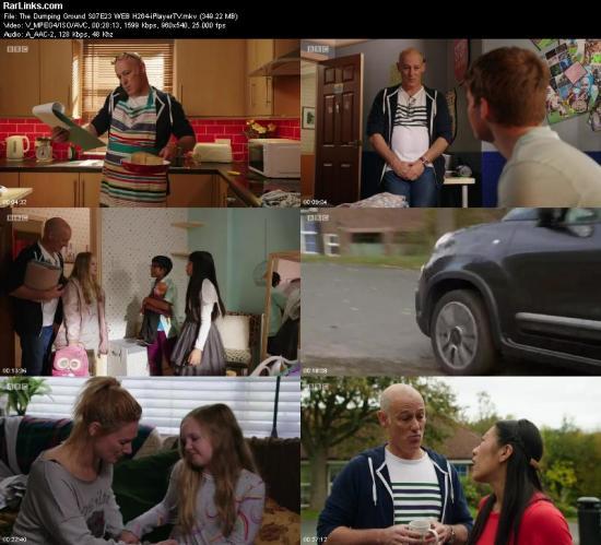 The Dumping Ground S07E23 WEB H264 iPlayerTV