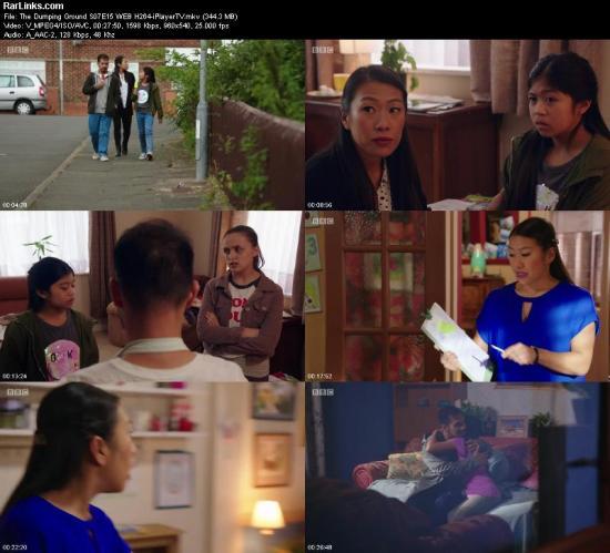 The Dumping Ground S07E15 WEB H264 iPlayerTV