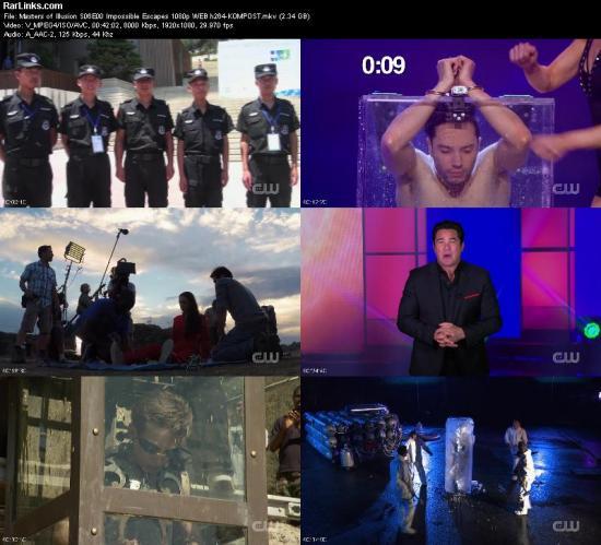 Masters of Illusion S06E00 Impossible Escapes 1080p WEB h264 KOMPOST