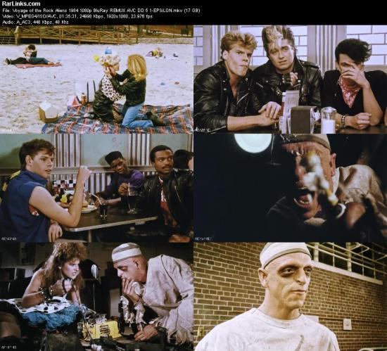 Voyage of the Rock Aliens 1984 1080p BluRay REMUX AVC DD 5 1 EPSiLON