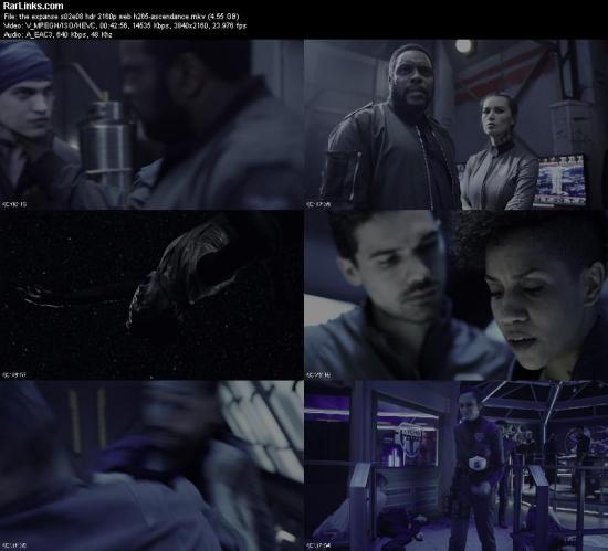 The Expanse S02E08 HDR 2160p WEB h265 ASCENDANCE