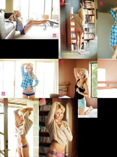 Laura Vandervoort - Esquire's Me In My Place Photoshoot