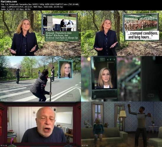 Full Frontal with Samantha Bee S05E12 1080p WEB h264 KOMPOST