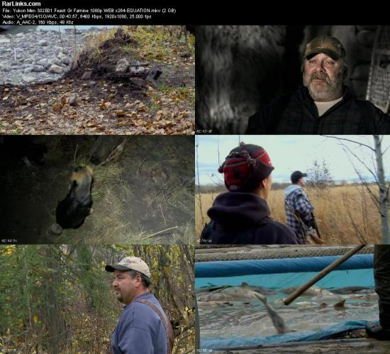 Yukon Men S02E01 Feast Or Famine 1080p WEB x264 EQUATION