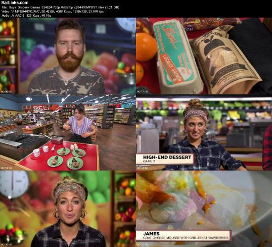 Guys Grocery Games S24E04 720p WEBRip x264 KOMPOST