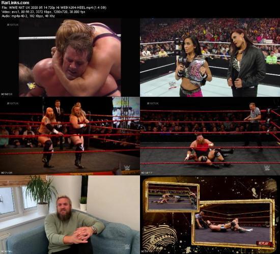 WWE NXT UK 2020 05 14 720p Hi WEB h264 HEEL