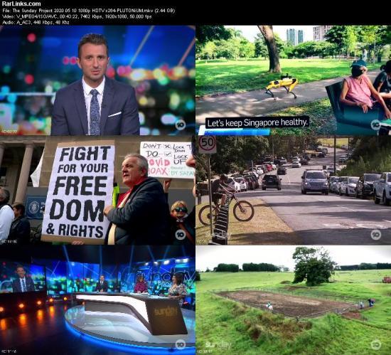 The Sunday Project 2020 05 10 1080p HDTV x264 PLUTONiUM