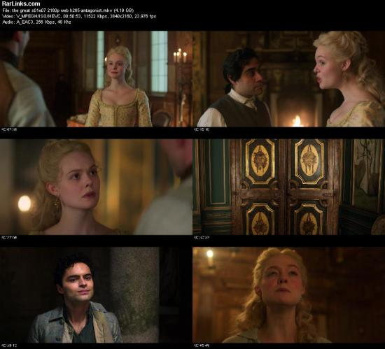 The Great S01E07 2160p WEB H265 ANTAGONiST