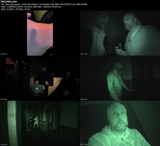 Ghost Adventures S21E12 Bloodshed In The Bordello 720p WEB x264 ROBOTS
