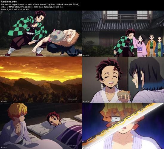 Demon Slayer Kimetsu No Yaiba S01E14 DUBBED 720p HDTV x264 W4F