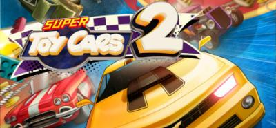 Super Toy Cars 2-PLAZA