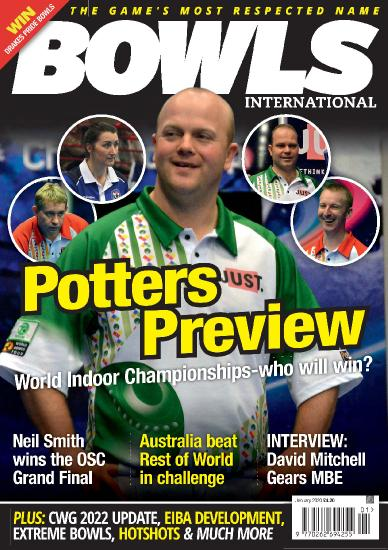 Bowls International - January (2020)