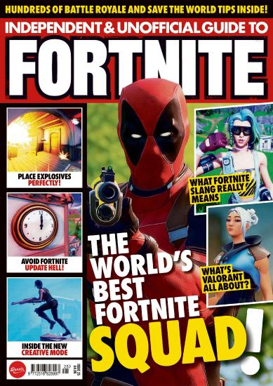 Independent and Unofficial Guide to Fortnite - Issue 25 - May (2020)