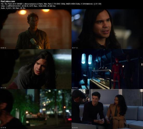 The Flash 2014 S06E08 L ultima tentazione di Barry Allen Parte 2 ITA ENG 1080p AMZN WEB DLMux H 264 MeM