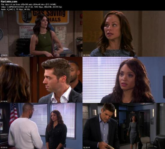 Days of our Lives S55E166 WEB x264 W4F