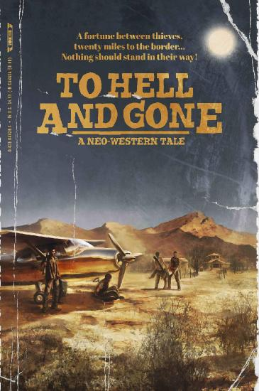 To Hell And Gone 2019 1080p WEB-DL H264 AC3-EVO