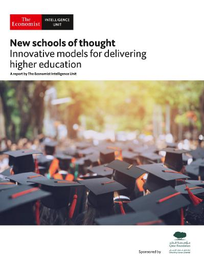 The Economist Intelligence Unit - New schools of thought (20