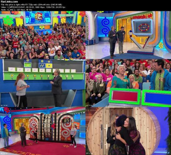 The Price Is Right S48E151 720p WEB x264 W4F