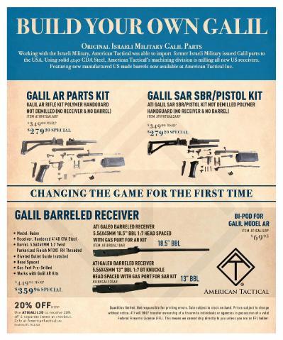 Firearms News - May (2020)