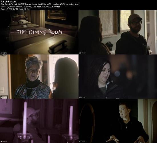 Portals To Hell S02E05 Thomas House Hotel 720p WEB x264 EQUATION