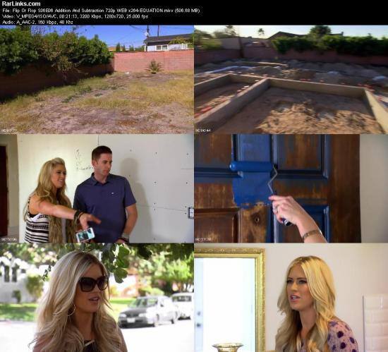 Flip Or Flop S06E06 Addition And Subtraction 720p WEB x264 EQUATION