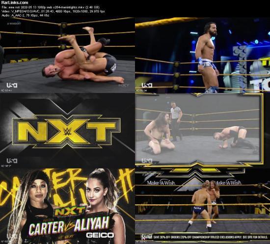 WWE NXT 2020 05 13 1080p WEB x264 MenInTights