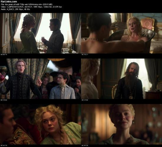 The Great S01E06 720p WEB h264 TRUMP