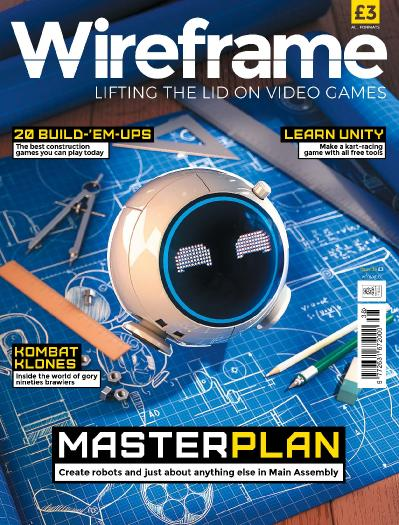 Wireframe - Issue 38 (2020)