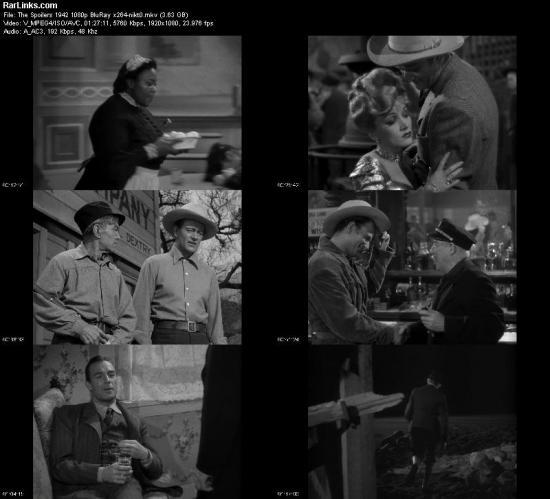 The Spoilers 1942 1080p BluRay x264 nikt0