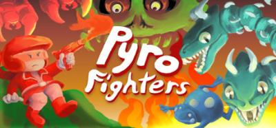 Pyro Fighters-DARKZER0