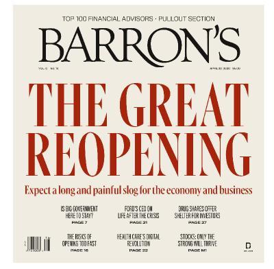 Barron ' s 04 20 (2020)