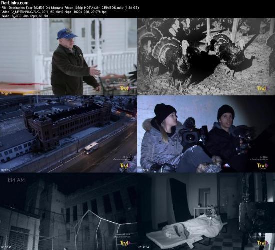 Destination Fear S02E03 Old Montana Prison 1080p HDTV x264 CRiMSON