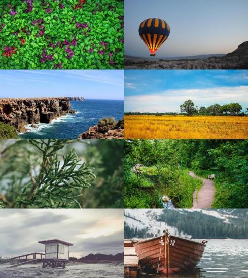 Nature Ultra HD 4K Wallpapers Pack-4